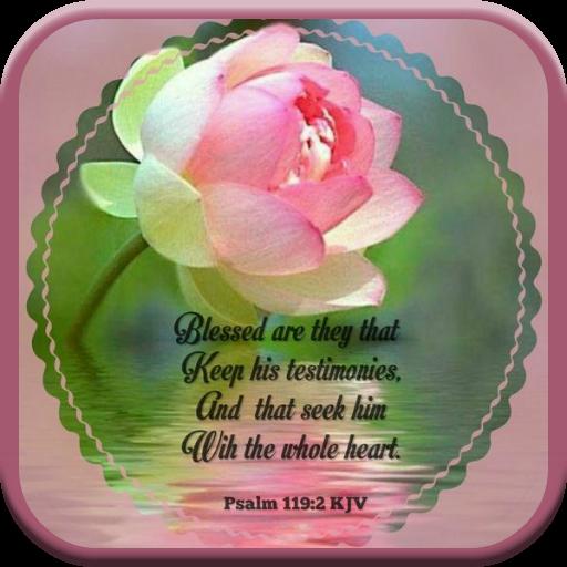 Image result for psalm 119:2 kjv