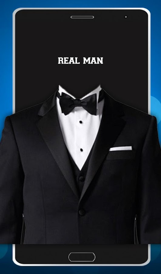 Man Photo Suit- screenshot
