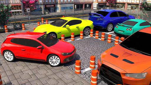 Modern Car parking simulator –Crazy car stunt 2019 screenshot 2