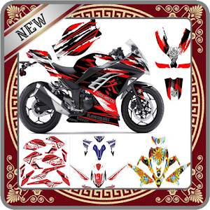 best motorsticker design