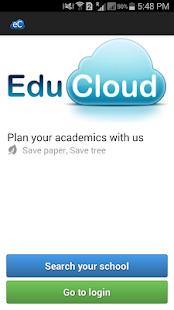 eduCloud - náhled