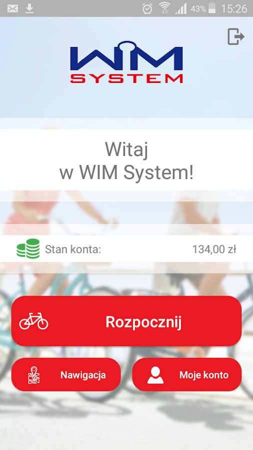 WIM System- screenshot
