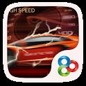 Speed GO Launcher Theme icon