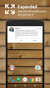 NotifierPro Heads-up Free screenshot 3