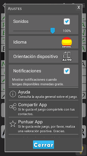 Crosswords - Spanish version (Crucigramas) apkpoly screenshots 7