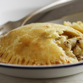 Roasted Cauliflower, Hazelnut and Cheddar Hand Pies