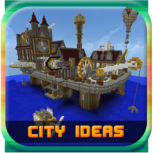 Perfect City Minecraft Ideas