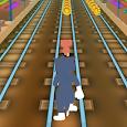 Subway Dash: Jerry Escape