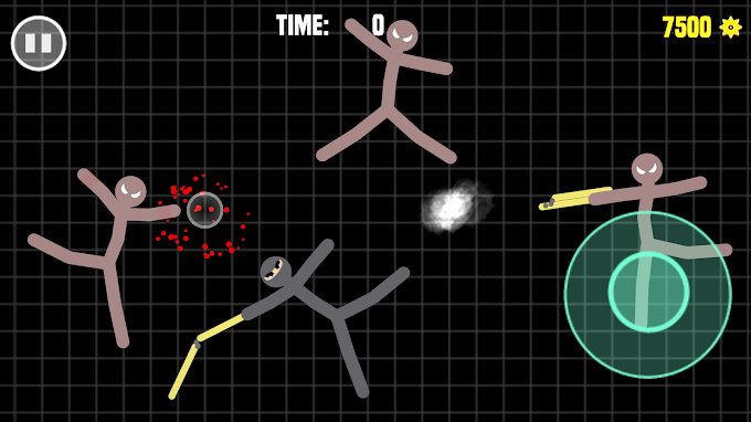 Stickman Games Free To Play