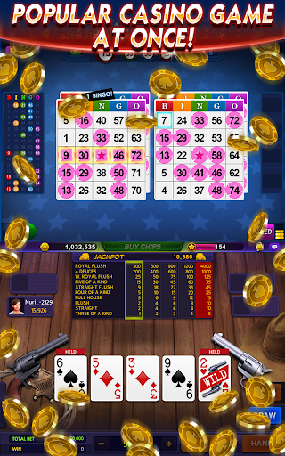 Galaxy Casino Live - Slots, Bingo & Card Game 28.00 Mod screenshots 4
