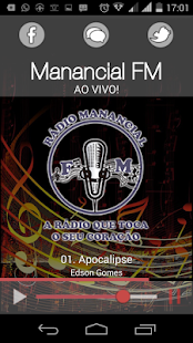 Rádio Manancial FM- screenshot thumbnail