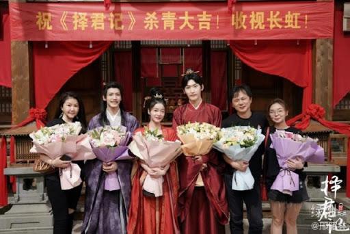 """Choice Husband"" Sees Zhang Xueying With Her Two ""Ex-Husbands"" Played by Xing Zhaolin and Wang Yilun"