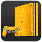 Gold PS2 Emulator Pro icon