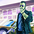 Vegas Crime Gangsters City Simulator 2019 icon