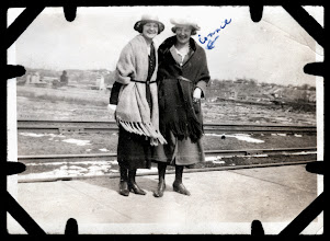 Photo: Tom Brandvold Album TBB108 /  Connie Brandvold on right