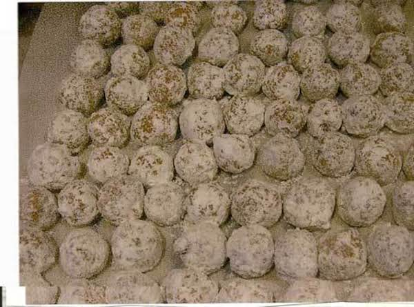 Plain Or Fancy Peppernuts (pfeffernuesse) Recipe
