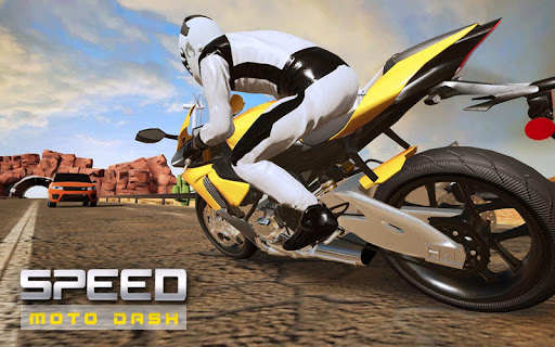 Speed Motor Dash:Real  Simulator screenshot 10