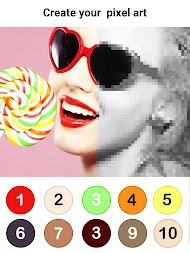 No.Draw - Colors by Number ® APK screenshot thumbnail 10