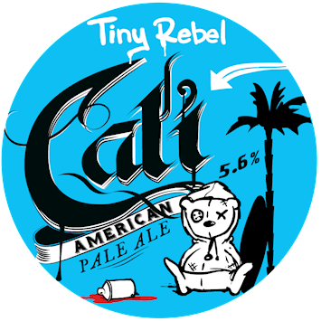 Logo of Tiny Rebel Cali