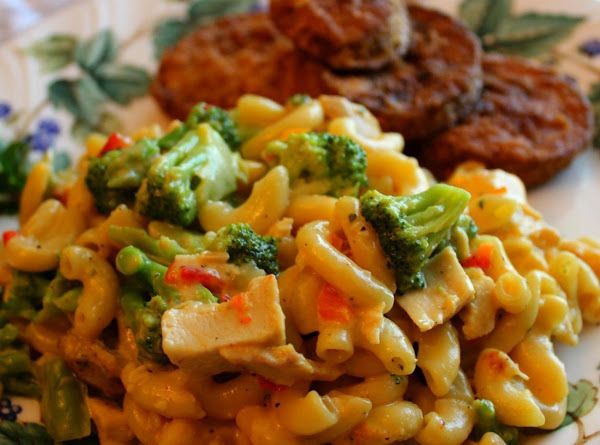 Broccoli Chicken Mac And Cheese Recipe