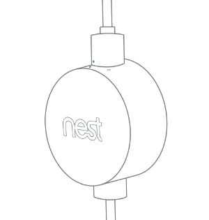 Nest cam outdoor adapter collar