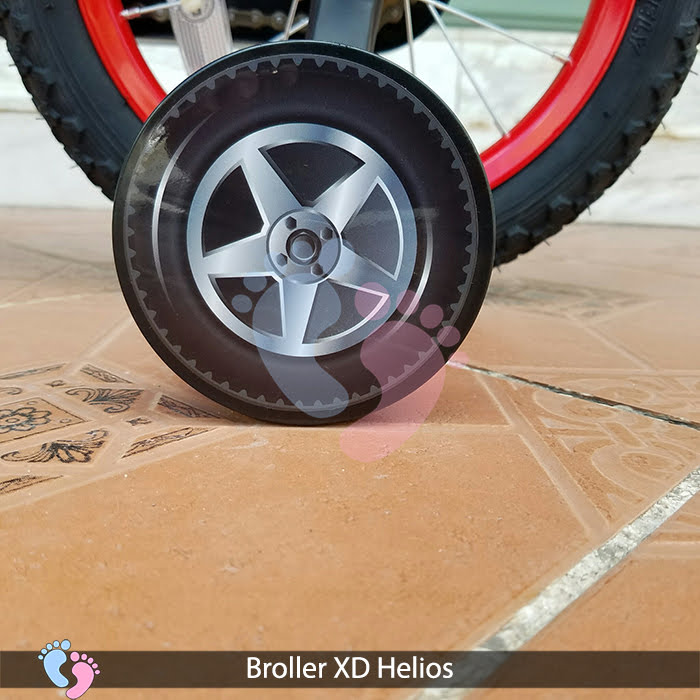 Xe đạp trẻ em Broller XD Helios 9