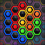 Hexa Star Link - Puzzle Game