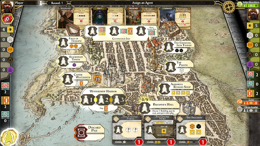 D&D Lords of Waterdeep - screenshot