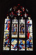 Photo: BRETANYA 2013. LOCRONAN. Església de St Ronan.