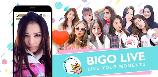 Bigo Live 1 Live Video Streaming App Aplikasi Di Google Play
