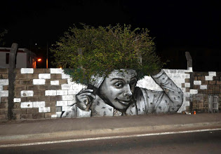 Photo: Street Art by Nuxuno Xän - In Fort De France, Martinique