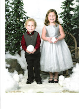 Photo: Ollie and Charlie, children of Jonathan '07 and KarisaFluegel '07 Yeagle.