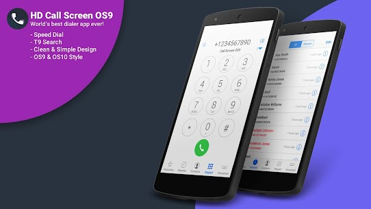HD Phone 6 i Call Screen OS9 App Download For Android 10