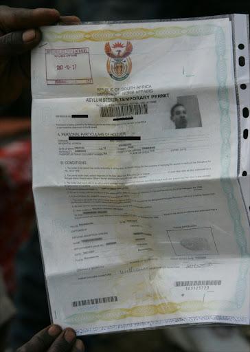 permanent residence permit