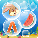 Bubble popping game for Toddler baby icon