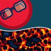 THE FLOOR IS LAVA iO GAME CHALLENGE - Online
