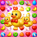 Toy Bear Sweet POP : Match 3 Puzzle icon