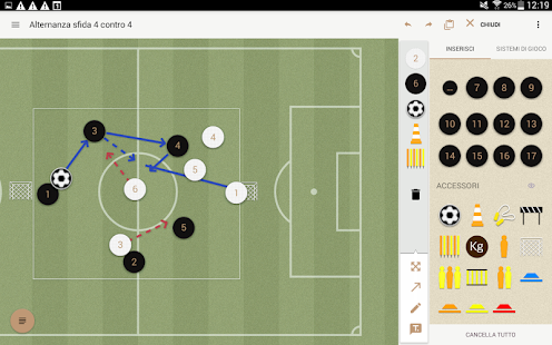 Mr. Allegri Tactics- screenshot thumbnail