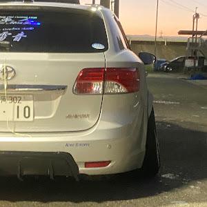 アベンシスワゴン ZRT272Wのカスタム事例画像 車人 あきさんの2020年11月02日07:31の投稿
