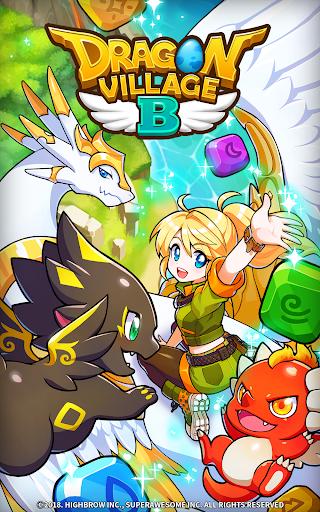 Dragon Village B - Dragon Breeding Puzzle Blast screenshots 23