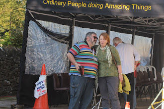 Photo: Wally and Sue - ordinary people doing amazing things!