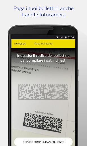 BancoPosta screenshot 8