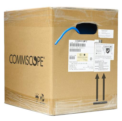 Cáp CommScope (AMP) chính hiệu cat.6 UTP (Thùng 300m)_1
