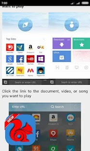 App Guide UC Browser Fast APK for Windows Phone