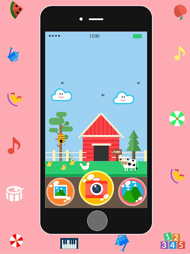 Baby Real Phone. Kids Game 1.15.1 screenshots 15