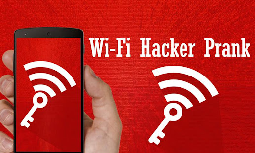 Wifi Network Hacker Prank