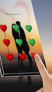 Romantic Love AppLock Theme- screenshot thumbnail