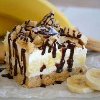 Banana Pudding Dream Bars