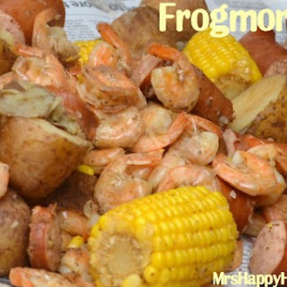 Frogmore Stew (Low Country Boil).