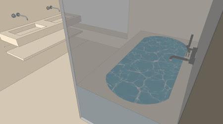 Badkamer Heverlee - totaalproject